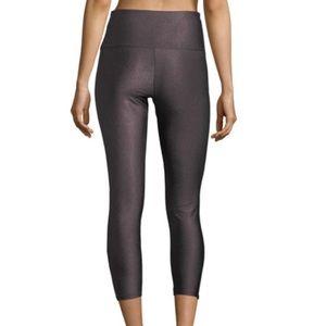 NWOT onzie workout leggings sz M/L shimmer brown